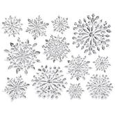 Snowflakes Wall Adhesives