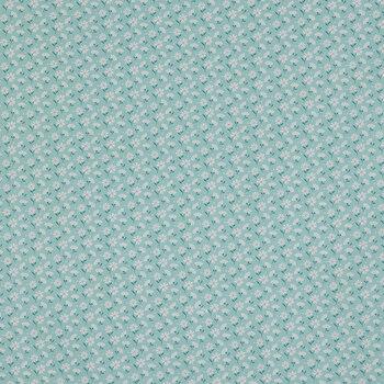 Daisy Dot Apparel Fabric
