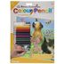 Kittens Color Pencil By Number Kit