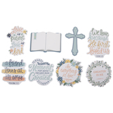 Faith & Bible Verses Stickers