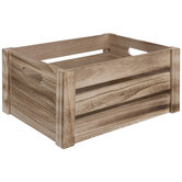 Wood Crate - Large