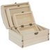 Latched Wood Chest Set
