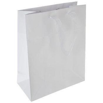 White Gift Bags - Large