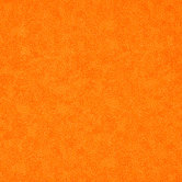 Orange Illusions Cotton Calico Fabric