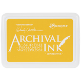 Sunflower Archival Ink Pad