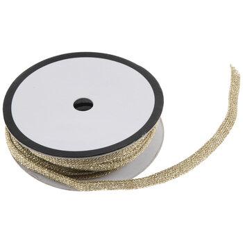 Metallic Braided Cord