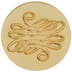 Flourish Wax Seal Stamp