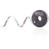 """Happy Holidays Single-Face Satin Ribbon - 3/8"""""""