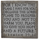 Jeremiah 29:11 Stepping Stone