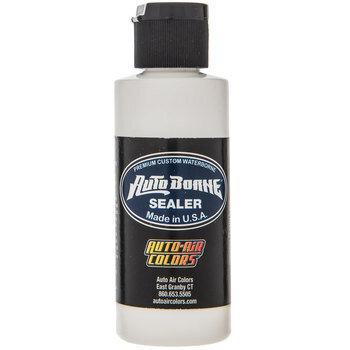 White Autoborne Sealer