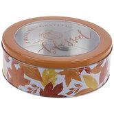 Thankful Grateful Blessed Tin Box