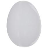 White Easter Eggs - Large