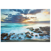Ocean Sunrise Canvas Wall Decor