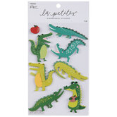 Crocodile 3D Stickers