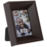 """Brown Traditional Frame - 2 1/2"""" x 3 1/2"""""""