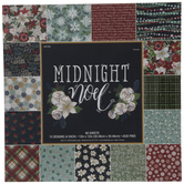 "Midnight Noel Paper Pack - 12"" x 12"""