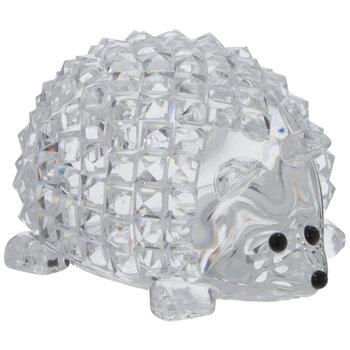 Faceted Glass Hedgehog