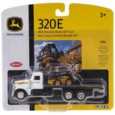 John Deere Model Loader & Truck