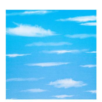 Sky Bulletin Board Paper Roll