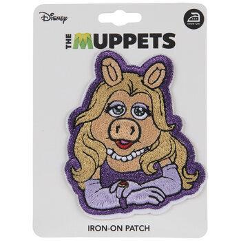 Miss Piggy Iron-On Applique
