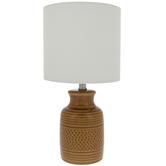 Mustard Brown Lamp
