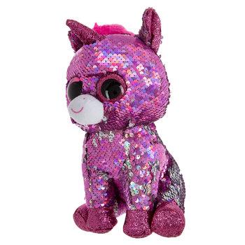 Sparkle Unicorn Sequin Flippable Beanie Boo