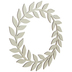 Vine Wreath Wood Shape