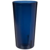 Dark Blue Pebbled Cup