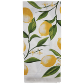 Lemons & Leaves Kitchen Towel