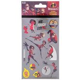 Incredibles 2 Stickers