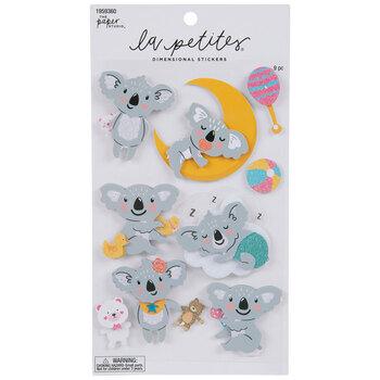 Baby Koala 3D Stickers