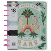2021 - 2022 Jungle Vibes Happy Planner - 18 Months