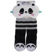 Panda Sleep Mask & Socks