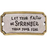 Faith Be Stronger Connector