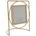Gold Wire Metal Frame - 4