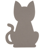 Cat Chipboard Shape