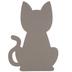 Cat Chipboard Shape