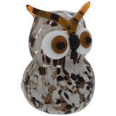Glass Horned Owl