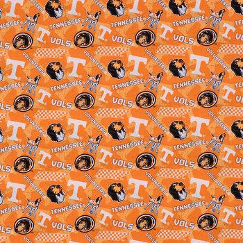 Tennessee Allover Collegiate Fabric
