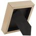 Black & Gold Two-Tone Frame - 2
