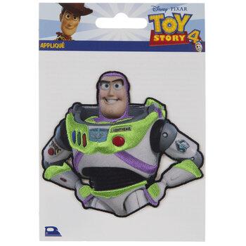 Buzz Lightyear Iron-On Applique