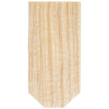 Miniature Octagonal White Pine Wood Shingles