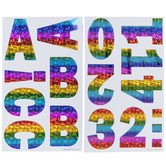 Franklin Alphabet Stickers