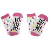Ho Ho Ho Tree Crew Socks
