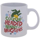 Elf Cotton Headed Ninny-Muggins Mug