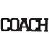 Coach Wood Wall Decor