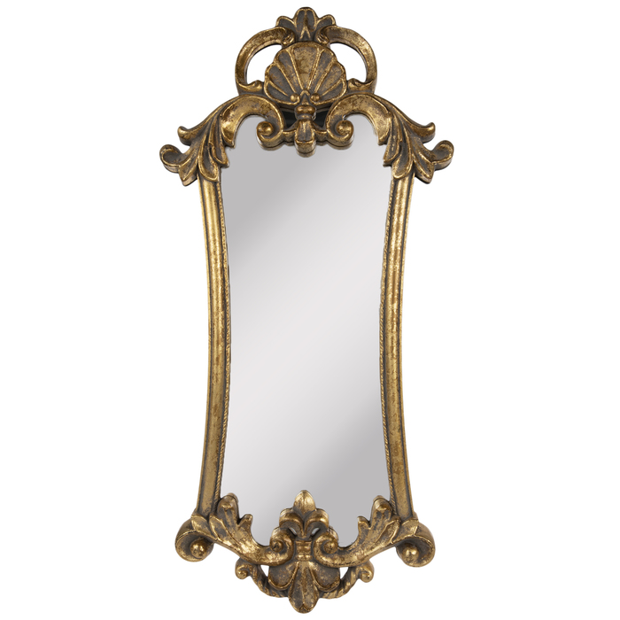 Antique Gold Wall Mirror Hobby Lobby, Gold Baroque Mirror Full Length