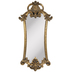 Antique Gold Wall Mirror