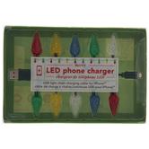LED Christmas Lights Phone Charger