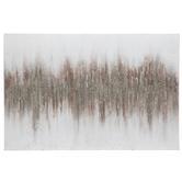 Glitter Horizon Canvas Wall Decor